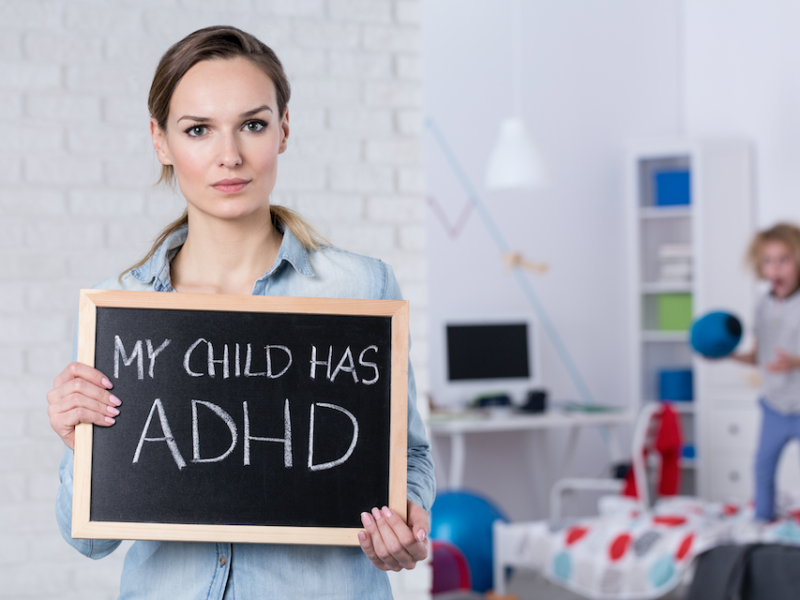 ADHD Awareness Programme for Parents/Carers